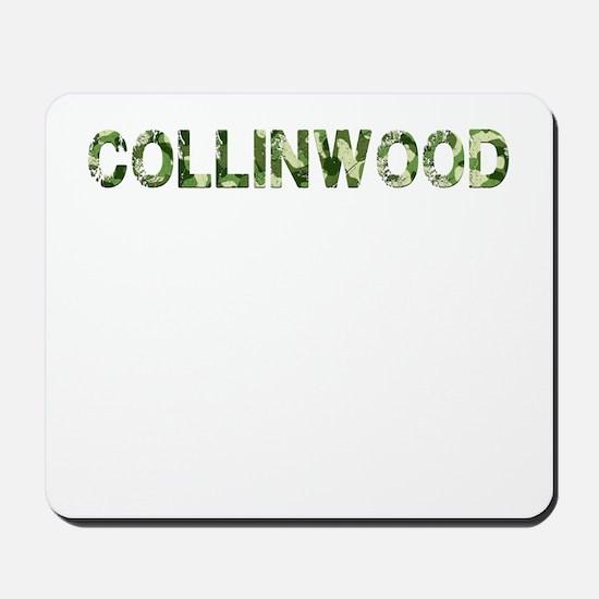 Collinwood, Vintage Camo, Mousepad