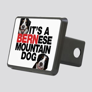 a bernesmtndogkodamia Rectangular Hitch Cover