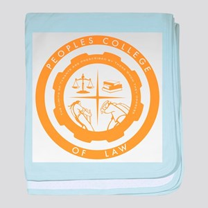 PCL New Logo 2 baby blanket