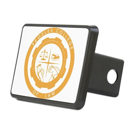 PCL New Logo 2 Rectangular Hitch Cover