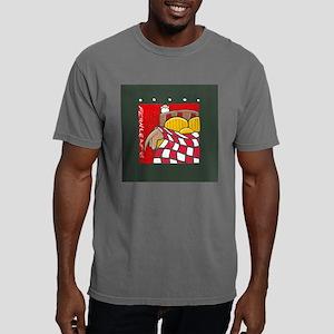 doghidingCP Mens Comfort Colors Shirt