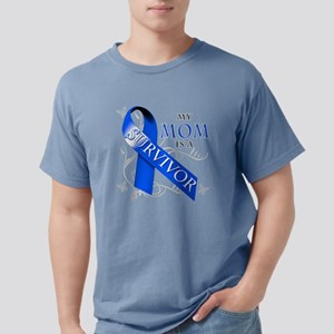 My Mom is a Survivor (bl Mens Comfort Colors Shirt