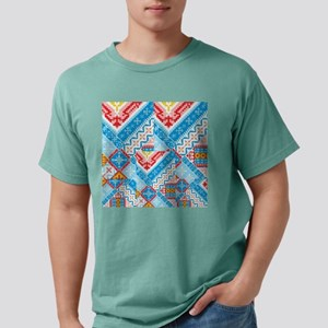 Ugly Christmas Sweater S Mens Comfort Colors Shirt