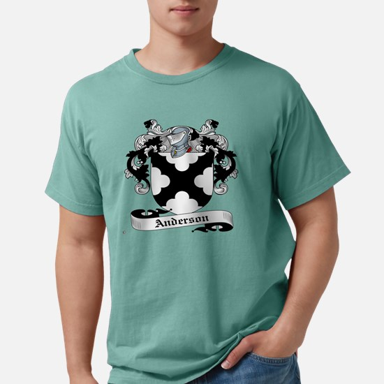 Anderson Family Mens Comfort Colors Shirt