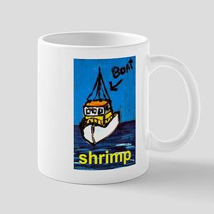 Shrimp Boat Mug