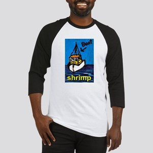 Shrimp Boat Baseball Jersey