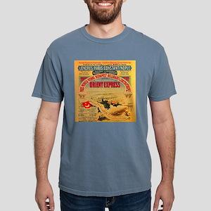 Orient Express Mens Comfort Colors Shirt