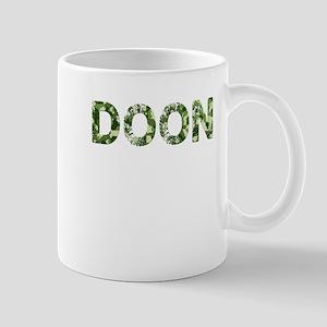 Doon, Vintage Camo, Mug