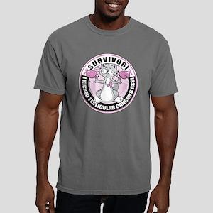 Testicular-Cancer-Cat-Su Mens Comfort Colors Shirt