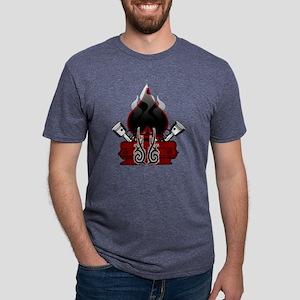 Dodge Mens Tri-blend T-Shirt