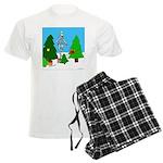 Merry Christmas! Men's Light Pajamas