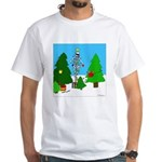 Merry Christmas! White T-Shirt