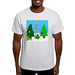 Merry Christmas! Light T-Shirt