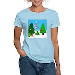 Merry Christmas! Women's Light T-Shirt