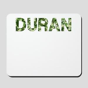 Duran, Vintage Camo, Mousepad