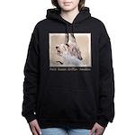Petit Basset Griffon Ven Women's Hooded Sweatshirt