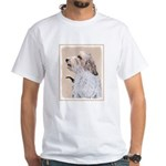 Petit Basset Griffon Vendéen White T-Shirt