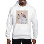 Petit Basset Griffon Vendéen Hooded Sweatshirt