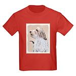 Petit Basset Griffon Vendéen Kids Dark T-Shirt
