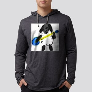 sheep Mens Hooded Shirt