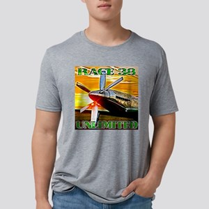 Race 38 2 Mens Tri-blend T-Shirt