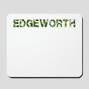 Edgeworth, Vintage Camo, Mousepad