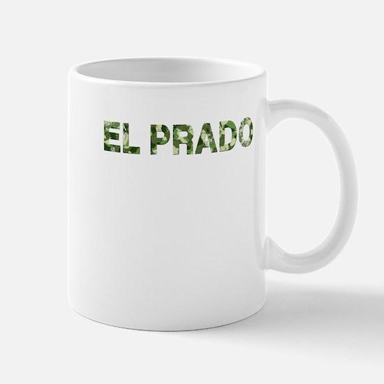 El Prado, Vintage Camo, Mug