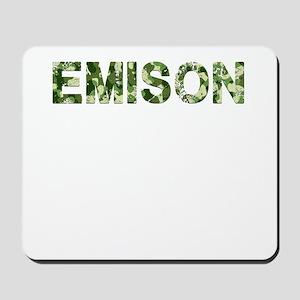 Emison, Vintage Camo, Mousepad