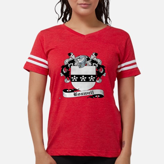 Boswell Family Womens Football Shirt