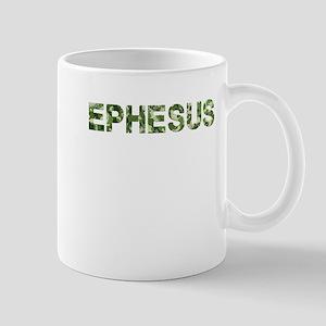 Ephesus, Vintage Camo, Mug
