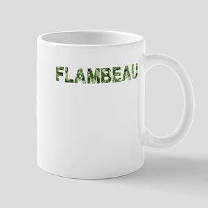 Flambeau, Vintage Camo, Mug