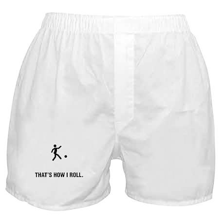 Kickball Boxer Shorts