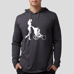 2-mybaby_white_l Mens Hooded Shirt