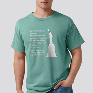 give me dark Mens Comfort Colors Shirt