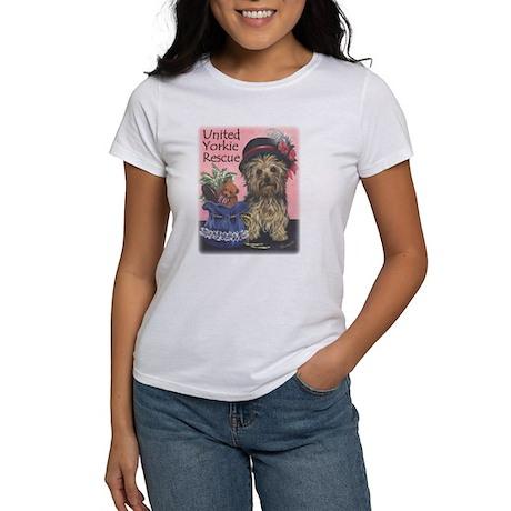 United Yorkie Rescue Women's T-Shirt