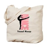 Dance Canvas Tote Bag