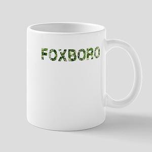 Foxboro, Vintage Camo, Mug