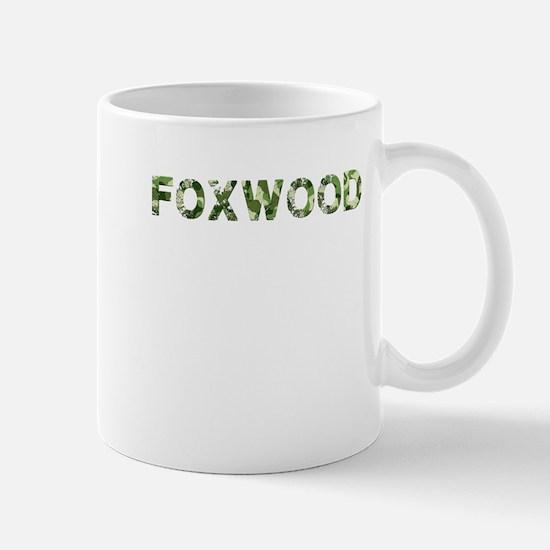 Foxwood, Vintage Camo, Mug