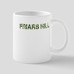 Friars Hill, Vintage Camo, Mug