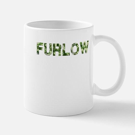 Furlow, Vintage Camo, Mug