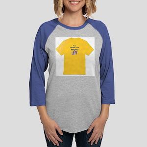 CP Yellow Tsection Logo.png Womens Baseball Tee