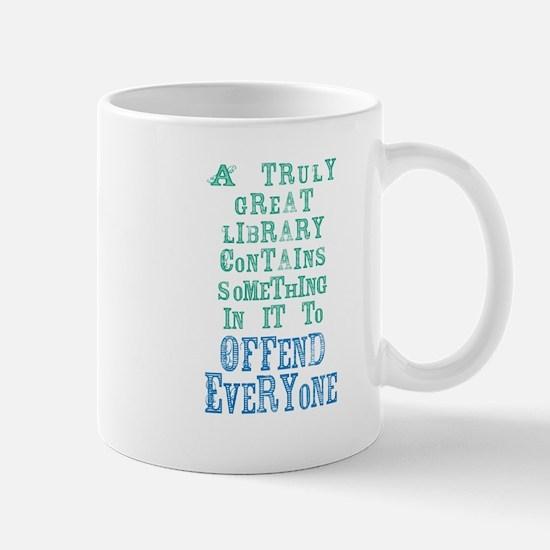 Offend Everyone Mugs