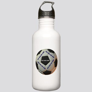 Soccerball Stainless Water Bottle 1.0L