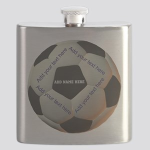 Soccerball Flask