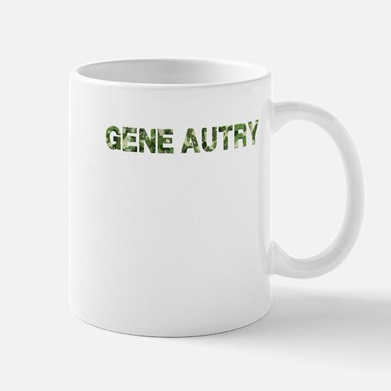 Gene Autry, Vintage Camo, Mug