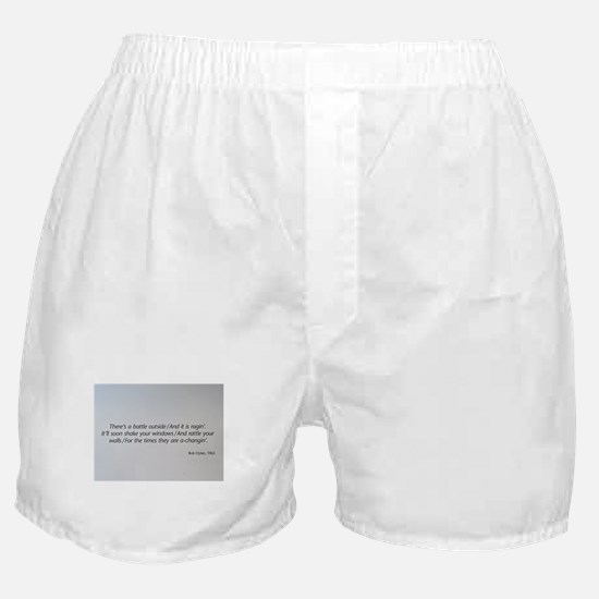 The 1960s Boxer Shorts