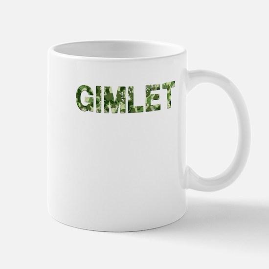 Gimlet, Vintage Camo, Mug