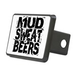 Mud Sweat Beers copy Rectangular Hitch Cover