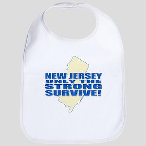 New Jersey Strong Bib