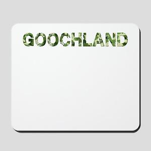 Goochland, Vintage Camo, Mousepad